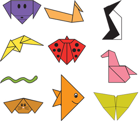 How To Make Origami Animals Easy Images Instructions